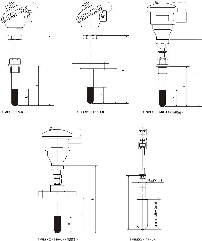 1,接线盒防爆等级:exdⅡbt1~4, exdⅡct1~6